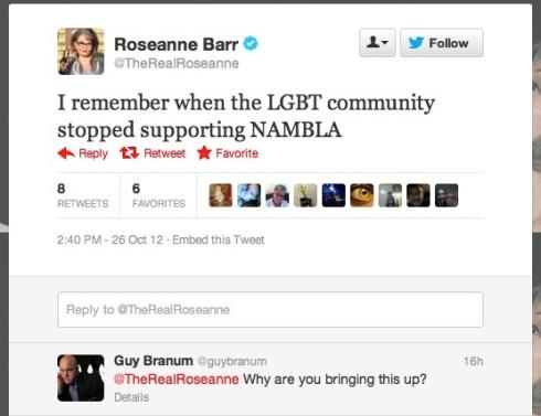 Roseanne FTW!!